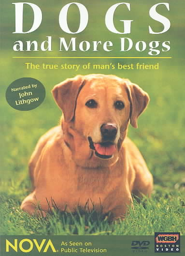 DOGS AND MORE DOGS BY NOVA (DVD)