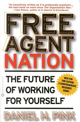 Free Agent Nation By Pink, Daniel H.
